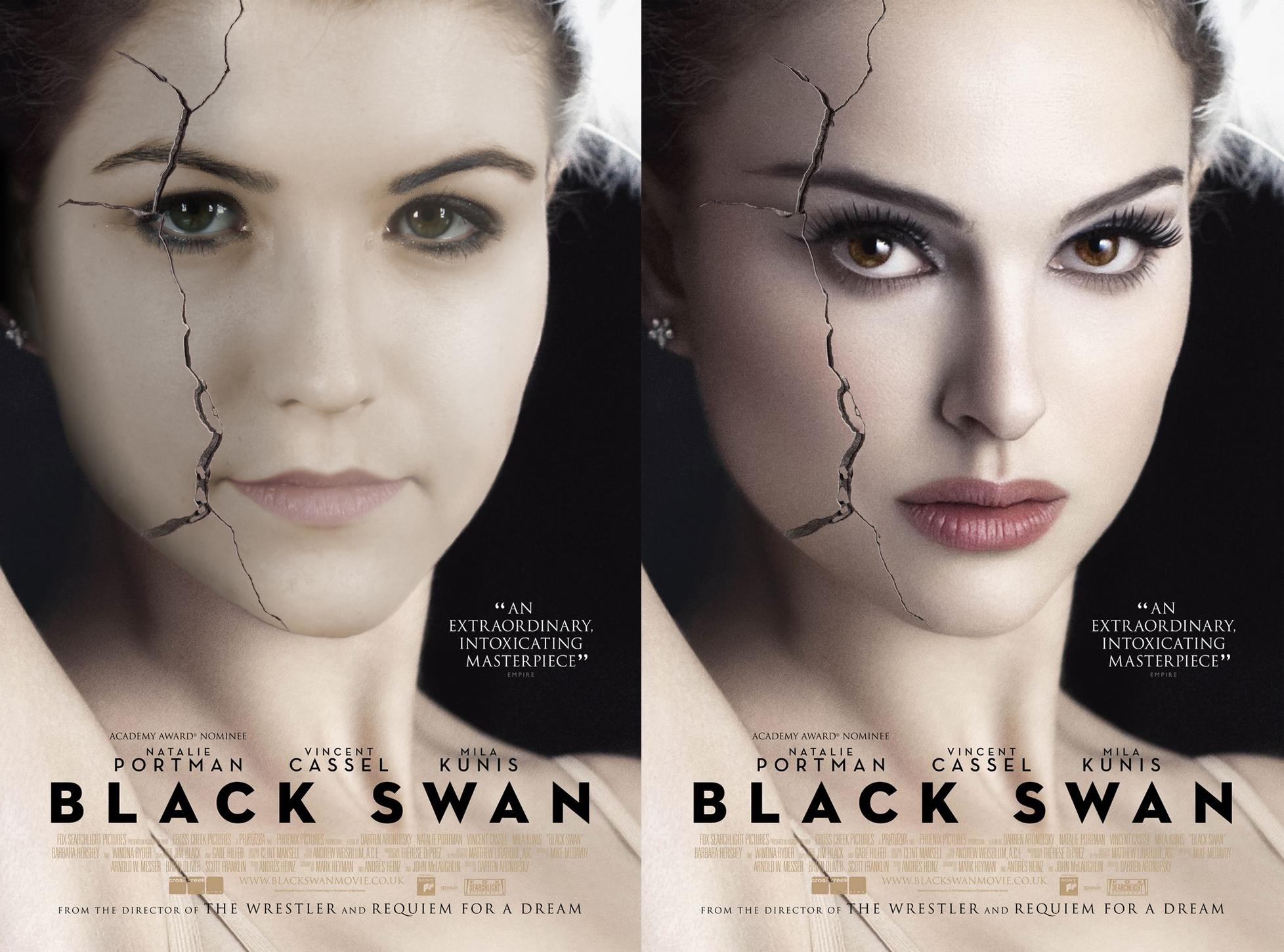 Black Swan - Marjolaine Perraud