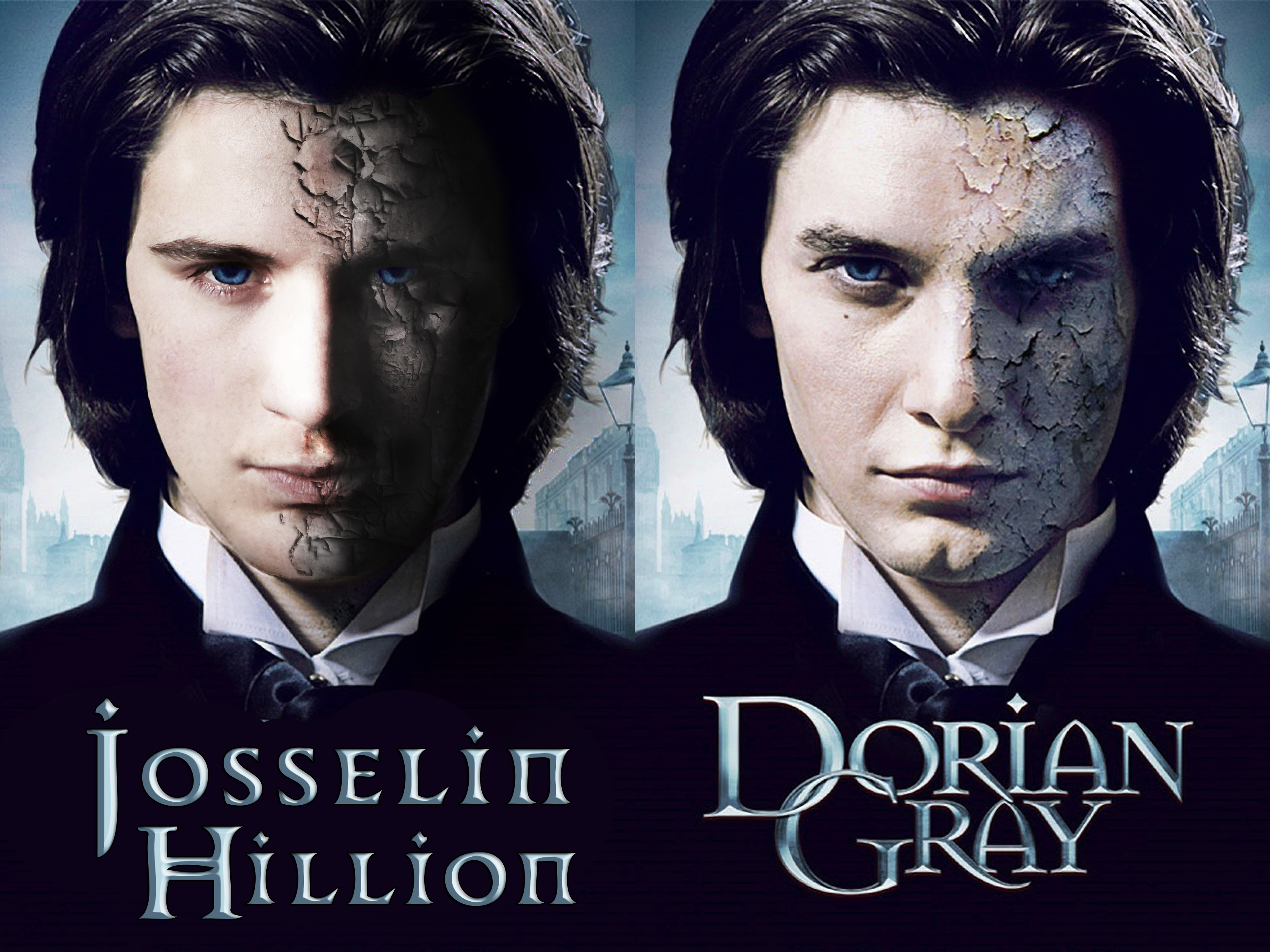 Dorian Gray - Josselin Hillion