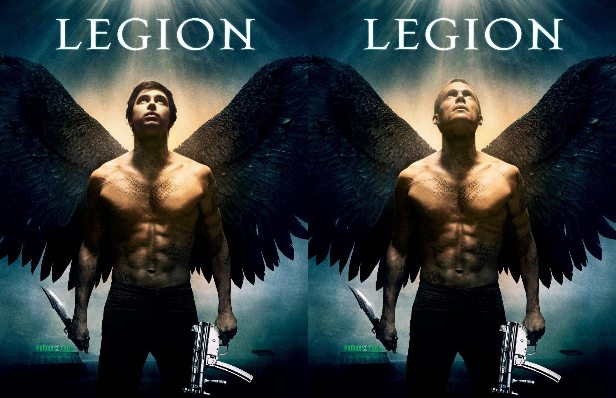 Legion - Fabien Mahé