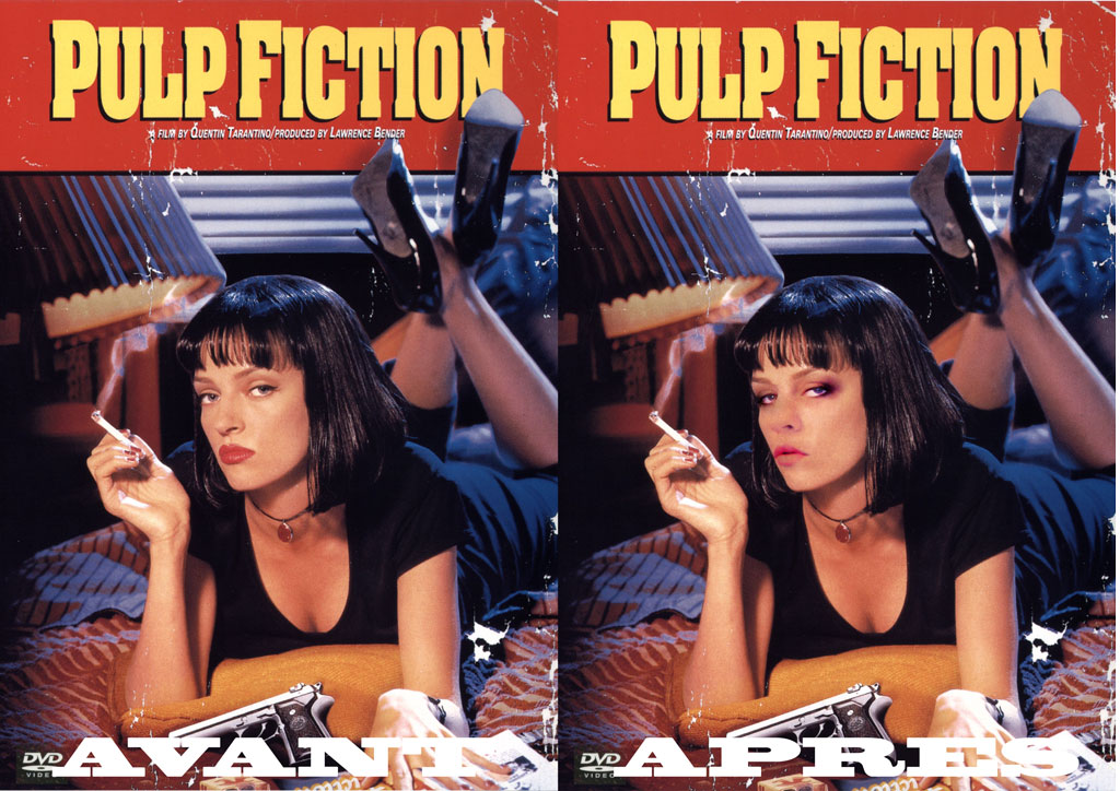 Pulp Fiction - Hélène Fontaine