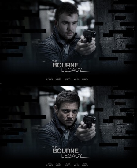 The Bourne Legacy - Quentin Moreau