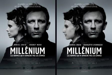 Millénium - Charlotte Sferruzza