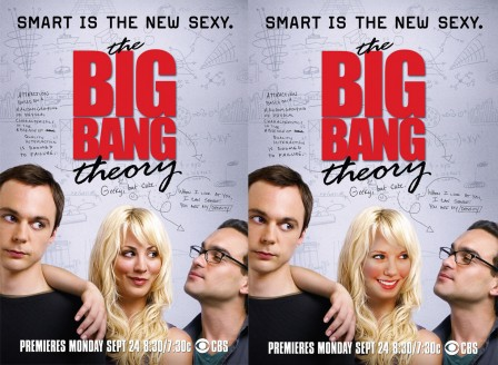 The Big Bang Theory - Hélène Gérard