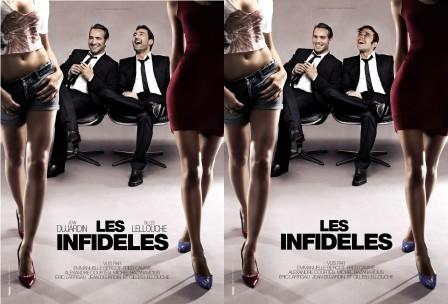 Les Infidèles - Nicolas Lucas & Axel Masson