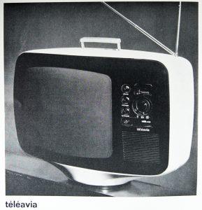 Le Portavia 111, Agence Technès, Designer Roger Tallon
