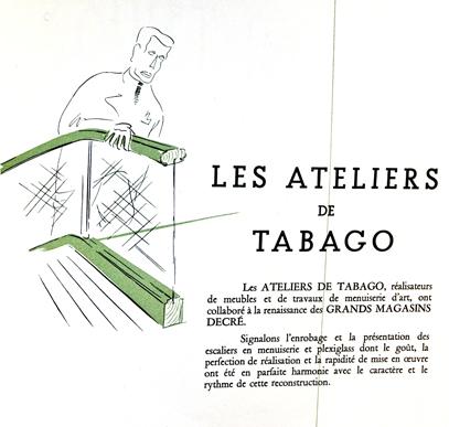 l architecte et l entreprise nantes 1953 2 design et histoire s. Black Bedroom Furniture Sets. Home Design Ideas