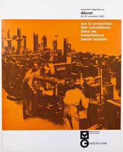 Merlin et Gerin, Catalogue Charte graphique, Archives Technès, Henri Viénot