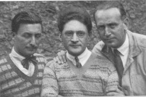 Mario Bernasconi, Arthur Bryks, Werneralvo von Alvensleben