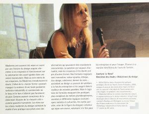 """Conférence dans le cadre de l'exposition """"Objectif: croire"""" sur les croyances de la modernité J. Le Boeuf DY 27 - novembre 2006"""