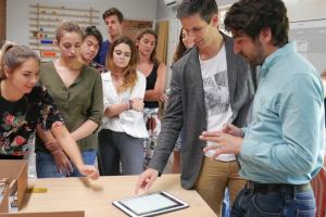 étudiants et enseignants du Master Design&Interculturalité - Brazil Studio en partenariat avec l'Université Mackenzie - Ouvert en 2017