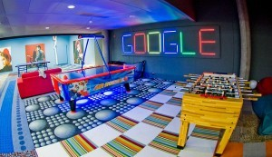 Le Googleplex