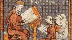 Les universités au Moyen-Âge sont construites selon une philosophie insulaire