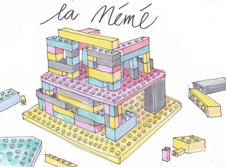 """3-""""La Mémé"""""""