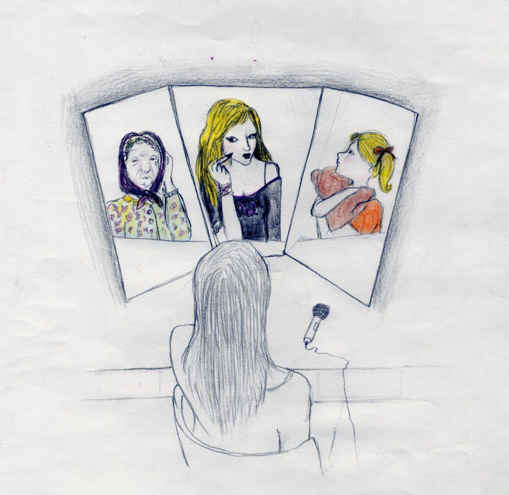 Illustration par Charlotte de RAFELIS, Alice DELSENNE, Manon CHARLOU, Anaïs DE ABREU et Yan HUANG