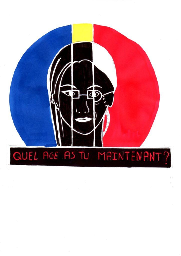 Illustration par Neha Hassanbay, Laura Gomiero, Juliette Fontaine, Lucie Burel et Marion Fouré