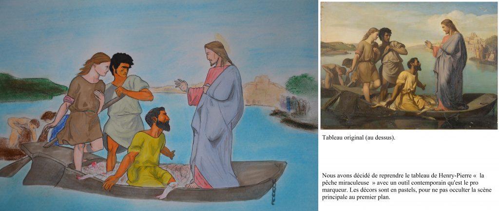 Illustration par Adrien Grange, Ophélie Jaret, Romane Lecué