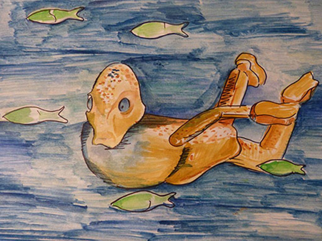 Illustration par Julie WANAUDOM, Nicolas LE DREN, Nolwen LE TERNUEC, Damien BOSCHER, Margot LENORAIS