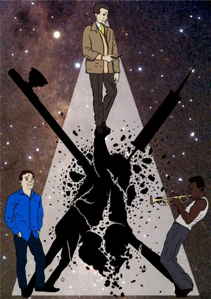 Illustration par Lauriane BETIN, Noémi GRESILLON, Chloé GUIHARD, Martin JULES, Cyriac JANNEL