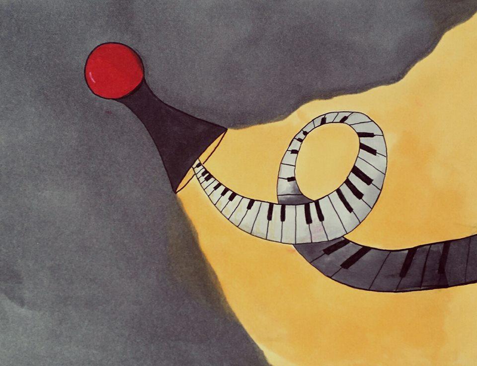 Illustration par Léo DECAN, Morgane BOILEAU, Luis-Miguel BORDERON, Julie BUREAU, Enzo ZOUAOUI