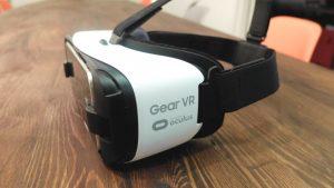 Le Gear VR