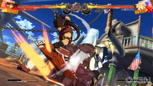 Guilty Gear - En combat