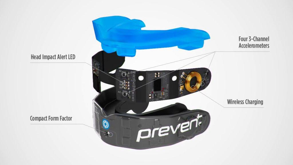 Prevent Biometrics Head Impact Monitor