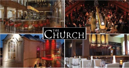 the church // bar, restaurant, café, club à Dublin